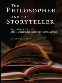 Cover The Philosopher and the Storyteller