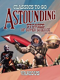Cover Astounding Stories of Super Science May 1930