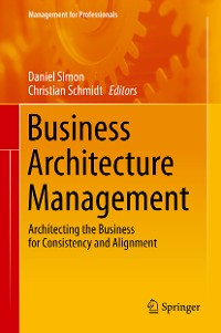 Cover Business Architecture Management