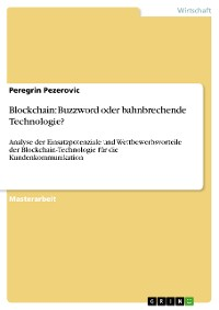 Cover Blockchain: Buzzword oder bahnbrechende Technologie?
