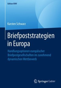 Cover Briefpoststrategien in Europa