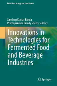 Cover Innovations in Technologies for Fermented Food and Beverage Industries