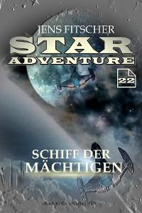 Cover Schiff der Mächtigen (STAR ADVENTURE 22)