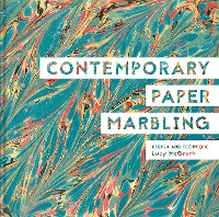 Cover Contemporary Paper Marbling