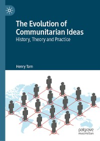 Cover The Evolution of Communitarian Ideas
