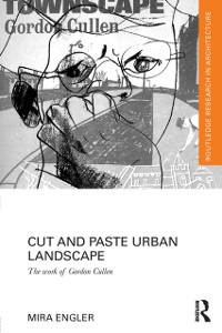 Cover Cut and Paste Urban Landscape