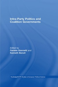 Cover Intra-Party Politics and Coalition Governments