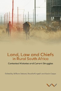 Cover Land, Law and Chiefs in Rural South Africa