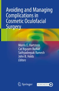 Cover Avoiding and Managing Complications in Cosmetic Oculofacial Surgery