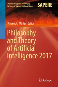 Cover Philosophy and Theory of Artificial Intelligence 2017