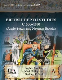 Cover British Depth Studies c5001100 (Anglo-Saxon and Norman Britain)