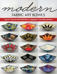 Cover Modern Fabric Art Bowls