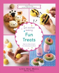 Cover Get Started Making Fun Treats