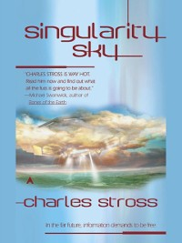 Cover Singularity Sky