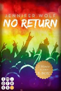 Cover No Return: Die ersten beiden Bände der Bandboys-Romance-Reihe in einer E-Box!