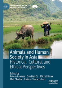 Cover Animals and Human Society in Asia
