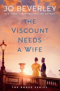 Cover Viscount Needs a Wife