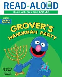 Cover Grover's Hanukkah Party