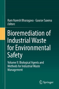 Cover Bioremediation of Industrial Waste for Environmental Safety