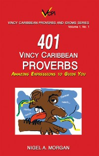 Cover 401 Vincy Caribbean Proverbs