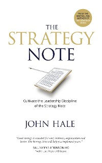 Cover The Strategy Note