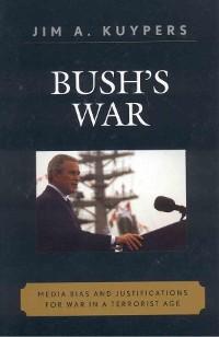 Cover Bush's War