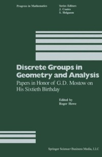 Cover Discrete Groups in Geometry and Analysis