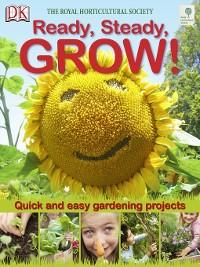 Cover RHS Ready, Steady, Grow!