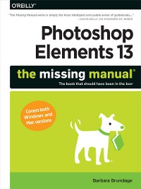 Cover Photoshop Elements 13