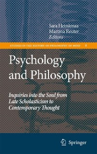 Cover Psychology and Philosophy