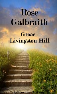Cover Rose Galbraith