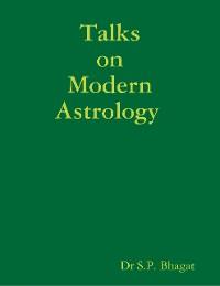 Cover Talks On Modern Astrology