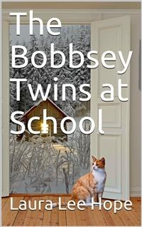 Cover The Bobbsey Twins at School