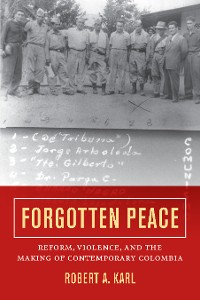Cover Forgotten Peace