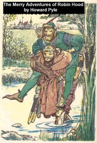 Cover Merry Adventures of Robin Hood