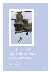 Cover The Japanese Ground Self-Defense Force
