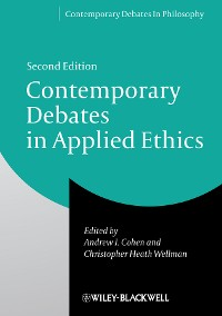 Cover Contemporary Debates in Applied Ethics