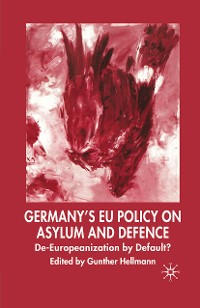 Cover Germany's EU Policy on Asylum and Defence