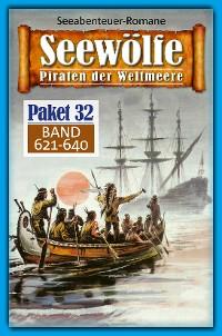 Cover Seewölfe Paket 32
