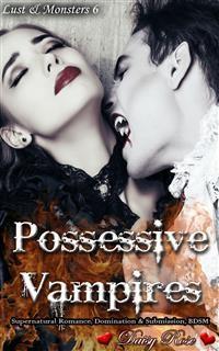 Cover Possessive Vampires