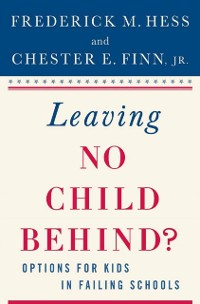 Cover Leaving No Child Behind?