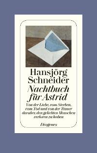 Cover Nachtbuch für Astrid