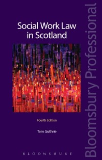 Cover Social Work Law in Scotland