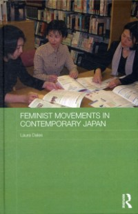 Cover Feminist Movements in Contemporary Japan