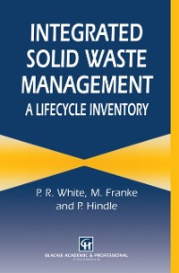 Cover Integrated Solid Waste Management: A Lifecycle Inventory