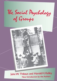 Cover Social Psychology of Groups