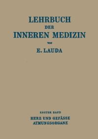 Cover Lehrbuch der Inneren Medizin
