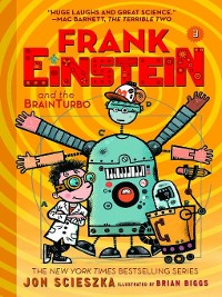 Cover Frank Einstein and the BrainTurbo