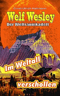 Cover Welf Weslwey - Der Weltraumkadett