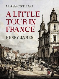 Cover A Little Tour in France